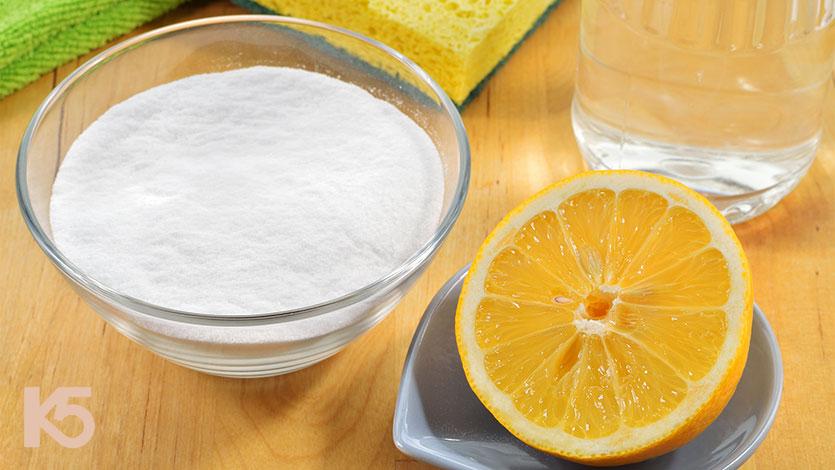 Cách trị nám tự nhiên tại nhà bằng chanh và bột mì