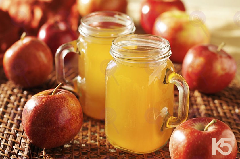 Giấm táo giúp loại bỏ và làm mờ nám
