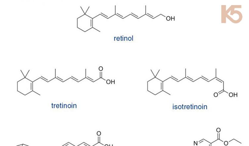 Thành phần Tretinoin