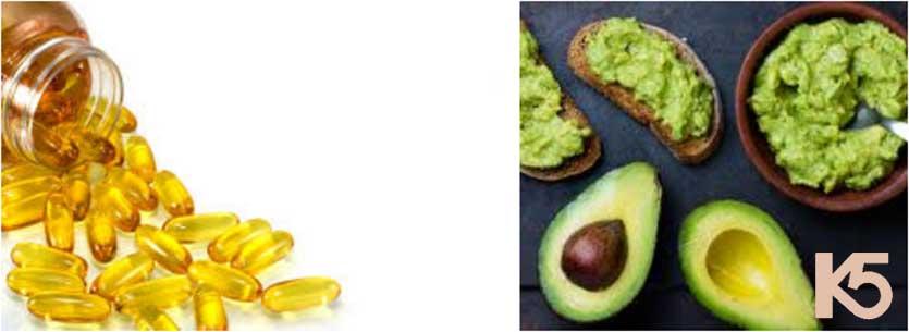 Vitamin e và bơ