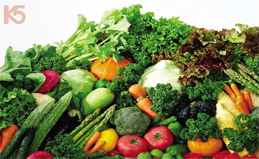 Bổ sung nhiều rau xanh và chất xơ