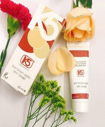 K5 Lipogel là sản phẩm được nghiên cứu lâm sàng trên người