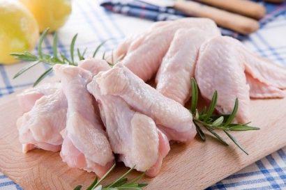 Thịt gà cũng rất tốt cho điều trị nám