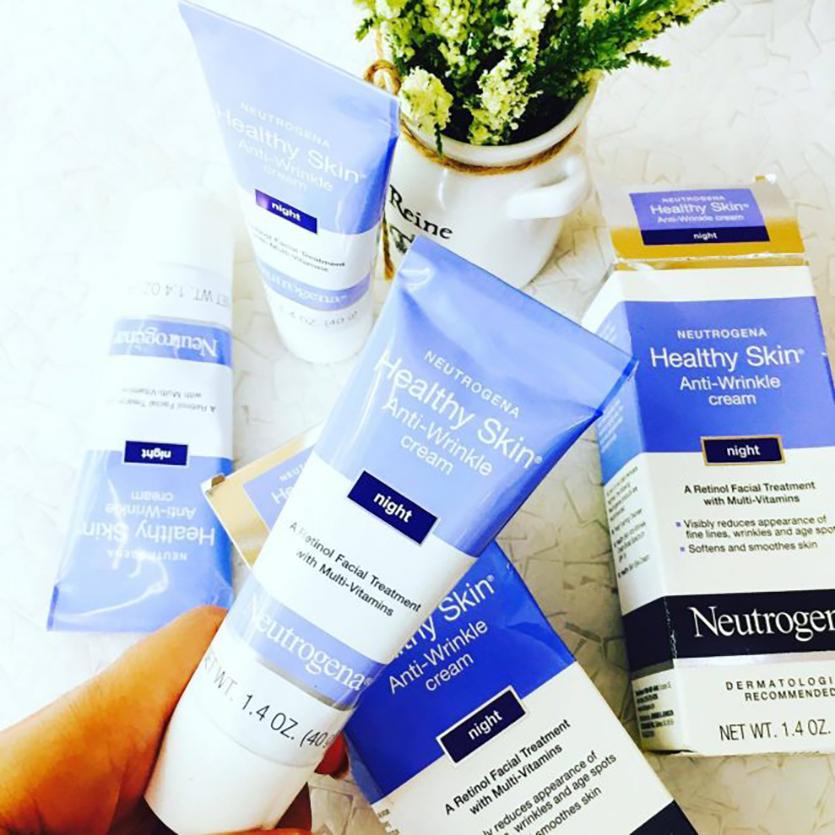 Thuốc trị nán nội tiết Healthy Skin Anti – Wrinkle Cream Night
