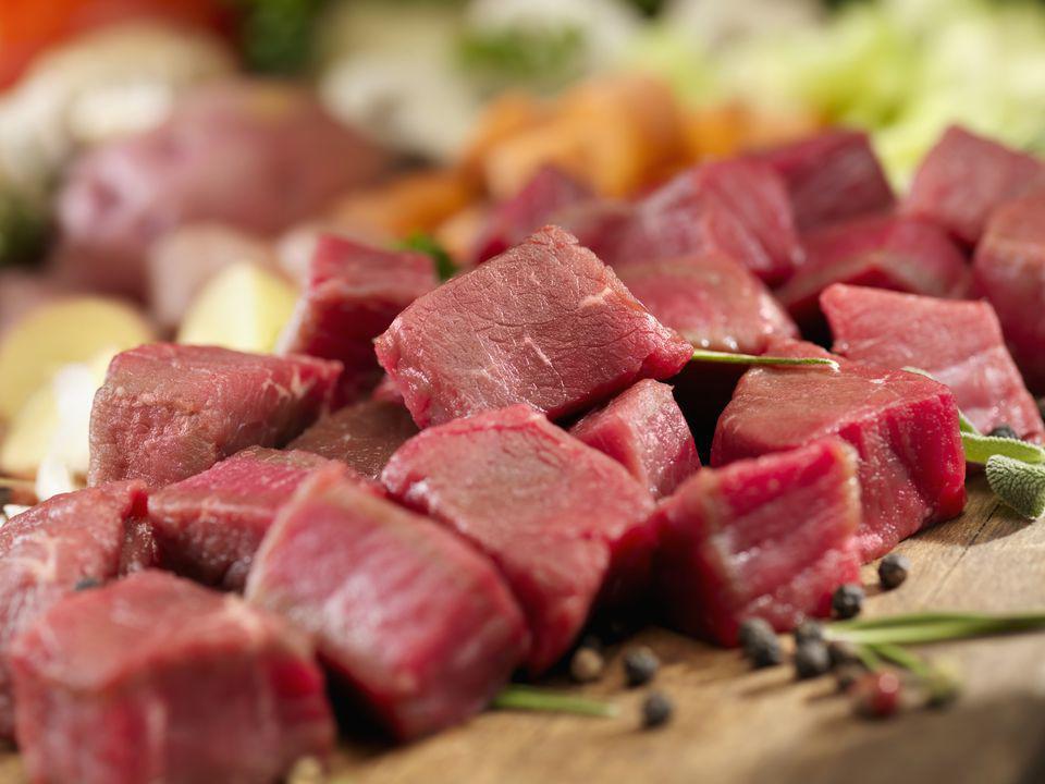 Kiêng thịt bò