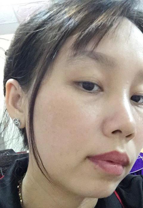 Làn da trắng sáng rạng ngời của chị Thanh sau 2 tháng sử dụng K5