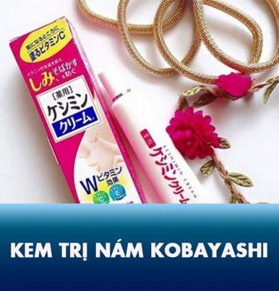 Thành phần có trong kem trị nám Kobayshi