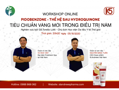 Banner chương trình workshop